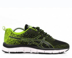 "Кроссовки Asics Gel-Quick 33 ""Green/Black"""