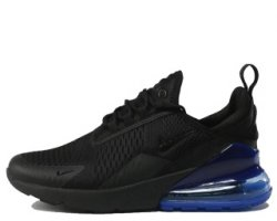 "Кроссовки Nike Air Max 270 ""Black/Blue"""
