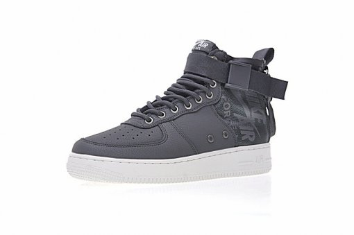 "Кроссовки Nike SF Air Force 1 Utility Mid ""Grey/White"" 9"