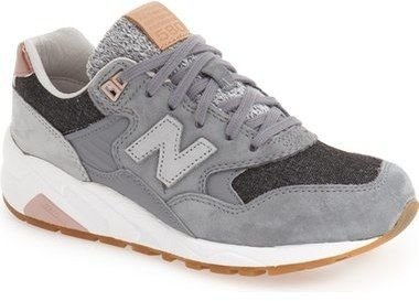 "Кроссовки New Balance 580 Elite Edition ""Gunmetal/Silver Mink"" 1"
