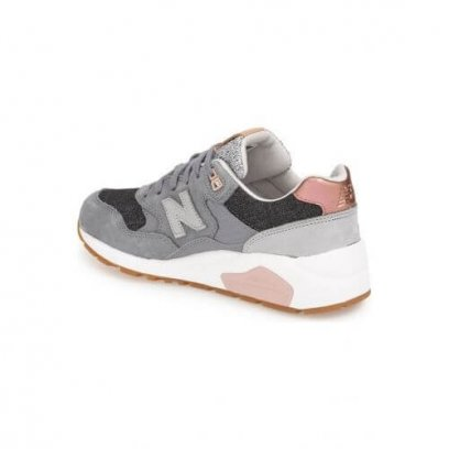 "Кроссовки New Balance 580 Elite Edition ""Gunmetal/Silver Mink"" 5"