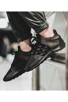 "Кроссовки Adidas Equipment Support ADV ""All Black"" 5"