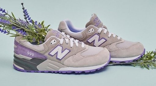 "Кроссовки New Balance ML999AA ""Lavender"" 2"