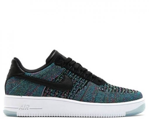"Кроссовки Nike Air Force 1 Ultra Flyknit Low ""Multicolor"""